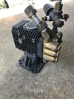 Working Pressure Washer Pump 4000psi Horizontal Shaft Fits Honda