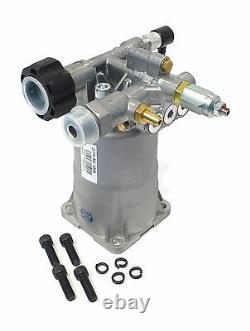 2600 Nouvelle Pompe De Pression Psi Laveuse Pour Excell Exh2425 Avec Moteurs Honda Avec Valve