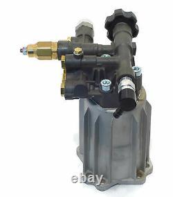 2800 Psi Pompe À Lave-pression Horizontale Pour Ridgid Blackmax Generac Husky Honda