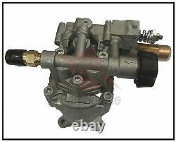 3000 Psi Pression Washer Pump Pour Honda Excell Troybilt Husky Generac Aluminum