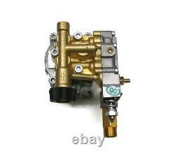 3000 Psi Pressure Washer Pump Kit Pour Excell Exh2425 Avec Moteurs Honda Avec Valve
