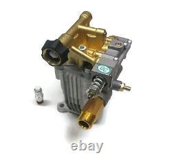 3000 Psi Pressure Washer Pump Kit Pour Karcher G3050 Oh G3050oh Avec Honda Gc190