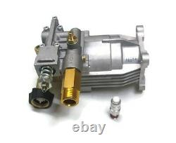 3000 Psi Pressure Washer Pump & Quick Connect Pour Excell Exh2425 Honda Engines