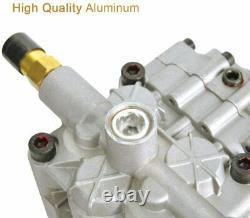 3200psi Pompe De Lavage À Pression Horizontale 3/4 Troy Bilt Karcher Honda Gcv 5-6,5hp