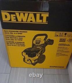 3300 Psi À 2.4 Gpm Honda Cold Water Professional Gas Pressure Washer