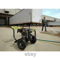 3600 Psi 2,5 Gpm Laveur À Pression De Gaz Avec Honda Gx200 Moteur De Service Commercial