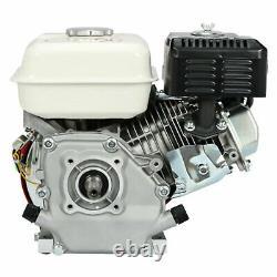 4 Temps 6.5hp Moteur À Gaz 160cc Gx160 Refroidi À L'air Pour Honda Gx160 Démarrage De Traction Ohv