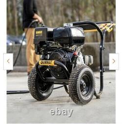 4000 Psi À 3,5 Gpm Laveur À Pression De Gaz Alimenté Par Honda Avec Pompe Aaa Triplex