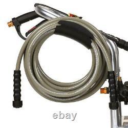 Aluminium Alh3425-s 3600 Psi À 2.5 Gpm Honda Gx200 Laveuse De Pression D'eau Froide
