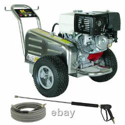 Be Belt Drive Lave-pression Honda Gx390 4000 Psi 3.5 Gpm Pompe À Comètes