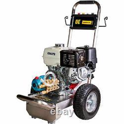 Be Pression P4013hjbs 4000 Psi Machine À Laver La Pression 13hp, Moteur Honda Gx, Pompe À Chat