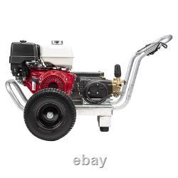 Be Professional 4000 Psi Belt-drive (gas-cold Water) Laveuse À Pression Avec Honda