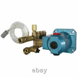 Be Semi-pro 3000 Psi (gas Cold Water) Laveuse À Pression Avec Cat Pump & Honda G