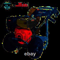 Brand New Simpson Pro Series 4000 Psi 3.5gpm Pressure Washer Honda Ps60918