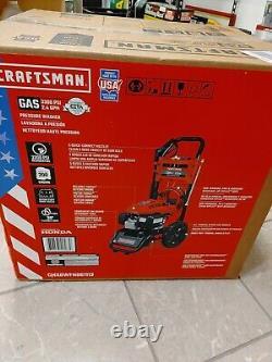 Craftsman 3300-psi 2.4-gpm Nettoyeur À Pression De Gaz D'eau Froide Avec Honda Carb