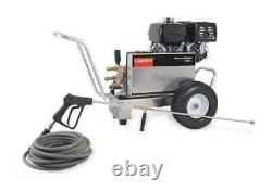 Dayton 20kc11 Industrial Duty 4200 Psi 3,4 Gpm Laveuse De Pression De Gaz D'eau Froide