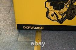 Dewalt Dxpw3324i 3300 Psi À 2,4 Gpm Honda Nettoyeur À Pression De Gaz D'eau Froide