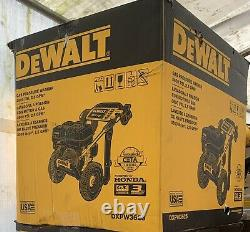 Dewalt Dxpw3625 3600 Psi 2.5 Gpm Honda Gx200 Cold Water Professional Gas