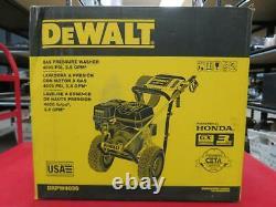 Dewalt Dxpw4035 4000 Psi À 3.5 Gpm Honda Gx270 Ohv Gasoline Pressure Washer