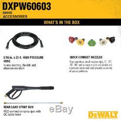 Dewalt Professional 3200 Psi (gaz D'eau Froide) De Laveuse À Pression Avec Honda Gx20
