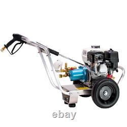 Eagle Series II Pro Pression 2700 Psi (eau Gaz Froid) Aluminium Cadre Pressur