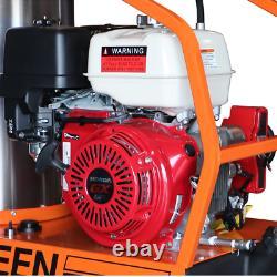 Easy-kleen Professional 4000 Psi (eau Chaude À Gaz) Laveuse Pression Avec Honda G