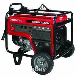 Générateur Honda-eb5000xg Honda 5000-watt Avec Moteur Honda Igx390