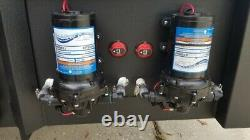 Gx690 Honda Pressure Soft Laver Remorque De Lavage Plate-forme. Led, Plus D'options