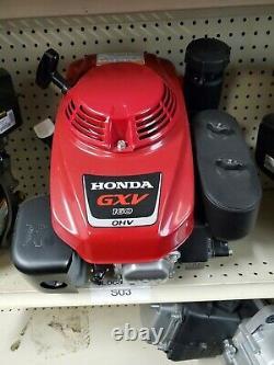 Honda 5hp Gxv160-gjabh 5.5hp Honda Vert Shaft Engine Stepped 1 To 7/8 3-1/4 Honda Vert Shaft Engine Stepped 1 To 7/8 3-1/4 Honda 5hp Gxv160-gjabh