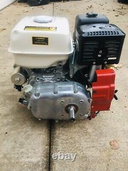 Honda Gx-270 Avec Démarrage Électrique Et Embrayage Humide