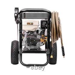 Honda Gx270 Lave-vaisselle À Pression D'eau Froide Ps60869 4000 Psi À 3,5 Gpm Gaz Alimenté