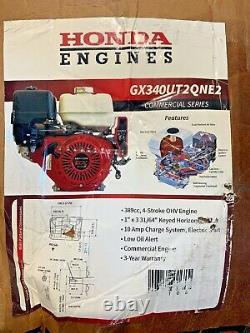 Honda Gx340ut2qne2 Ohv Moteur 389 CC P-5