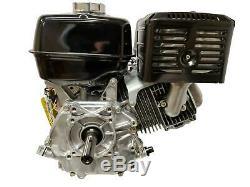 Honda Gx390 Qa 13 HP Horizontal Moteur Arbre Moteur Laveuses À Pression 1 Arbre
