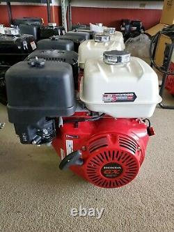 Honda Gx390 Rouge 13hp Honda Horizontal Shaft Engine 1 Shaft