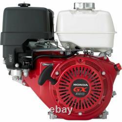 Honda Gx390ut2qa2 390cc Moteur Horizontal Ohv