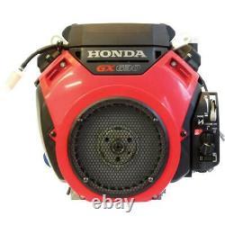Honda-gx630rhqze 630cc Moteur De Démarrage À Clé Électrique
