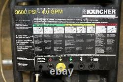 Karcher 3600 Psi-4.0 Gpm Laveuse De Pression Hd4.0/36p Honda