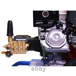Laser Dirt Laser 4200 Psi (eau Froide-gas) Avec Honda Gx