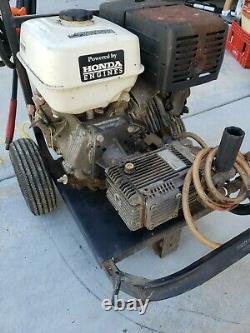 Lave-pression Commerciale Ex Cell Honda Moteur 3500 Psi 13hp