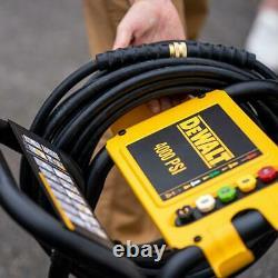 Lave-pression De Gaz Dewalt 4 000 Psi 3,5 Gpm Avec Moteur Honda
