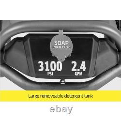 Lave-pression Karcher G3100xh 3100 Psi (gas Cold Water) Avec Moteur Honda Gc