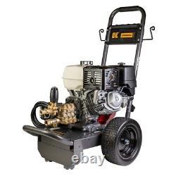 Laveur À Pression D'eau Froide 4000 Psi 4 Gpm Honda 13hp 389cc Be