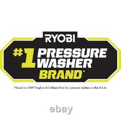 Laveuse À Pression De Gaz Ryobi 3000 Psi 2.3-gpm Honda