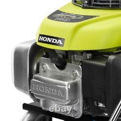 Laveuse À Pression De Gaz Ryobi 3000 Psi 2.3-gpm Honda 5-en-1-réservoir De Détergent À Buses