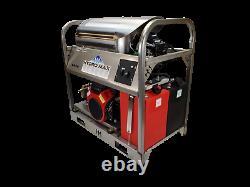 Machine À Laver À Pression D'eau Chaude/froide-8gpm/4000psi-honda Gx690