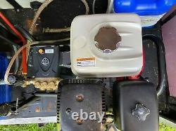 Machine À Laver Et Équipement À Pression Montée Sur Remorque
