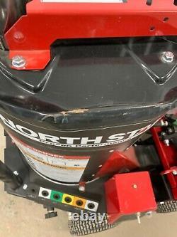 Machine À Laver La Pression D'eau Chaude Northstar Avec Vapeur Humide 2700 Psi Moteur Honda 2,5 Gpm