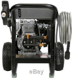 Megashot 3.200 Psi 2.5 Pression Gaz Laveuse Gpm À Moteur Honda Simpson New