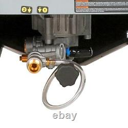 Megashot Ms60805-s 3000 Psi À 2.4 Gpm Honda Gcv160 Cold Water Pressure Washer