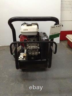 Mi-t-m 2000 Psi Laveur De Pression Honda Nettoyeur De Jet D'eau Portable